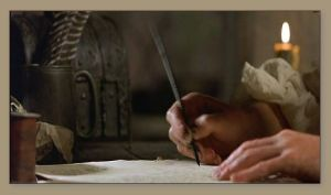 man-writing-with-quill-pen