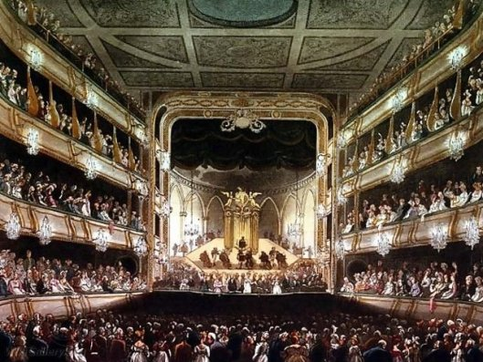 Covent Garden Theatre 1808 J. Bluck