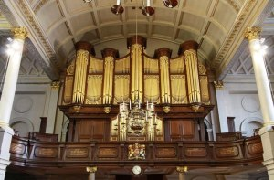 St. George's organ