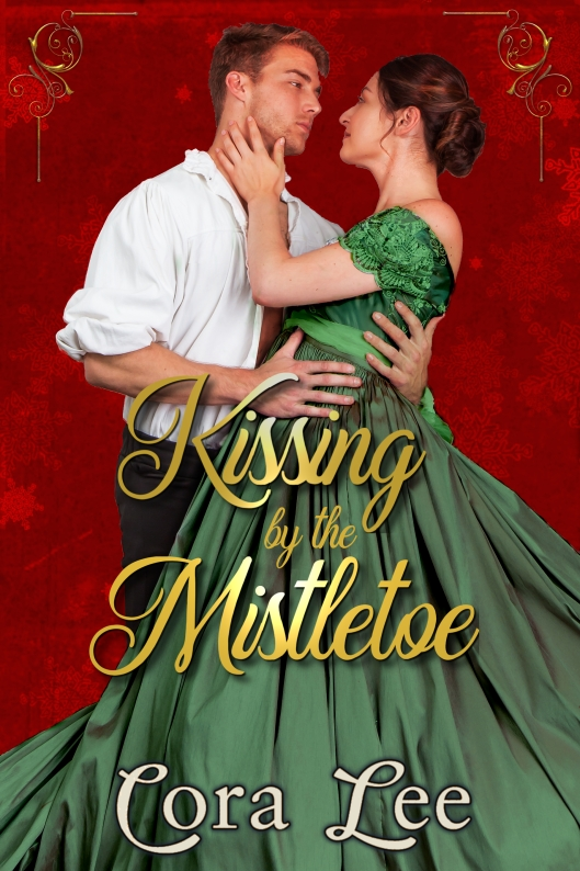 cover of Kissing by the Mistletoe